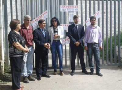 Por incumplimiento de normas: clausuran distribuidora de gas en Perico