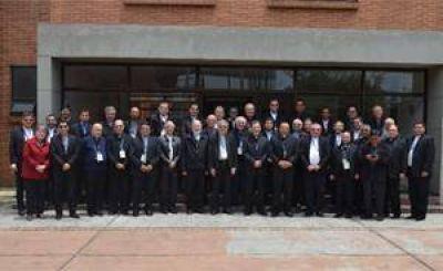 Encuentro Directivos CELAM y Secretarios de Conferencias Episcopales