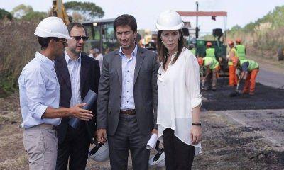 Parado en obras de Scioli, Cenzón recibe críticas del massismo