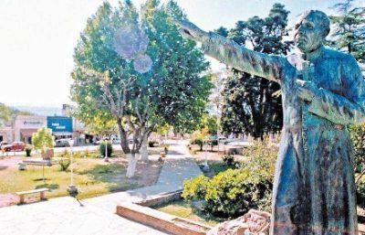La Cabalgata Brocheriana fue recibida en Villa Cura Brochero con mucha emoci�n