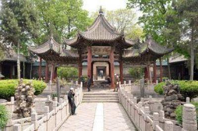 Una mezquita sin igual en China