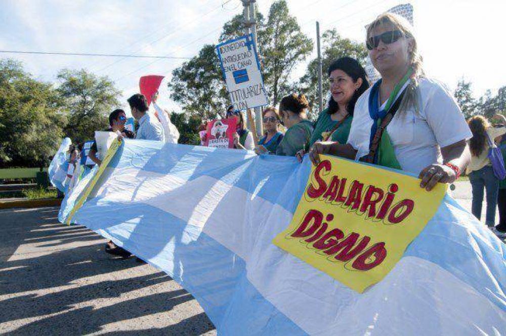 Valle Viejo: el conflicto se alarga y Educación sería intermediario