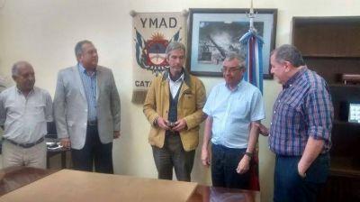 El directorio de Ymad se reunió en Catamarca