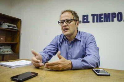 """El concejal  Pablo Yannibelli participó del acto en el que se firmó una extensión del """"Pacto de Padua"""""""