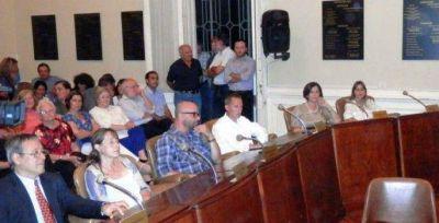 """El Bloque de Concejales pidió Sección Extraordinaria para tratar """"Tarifazo"""" eléctrico y rechazo a la negociación planteada para con los fondos Buitres"""