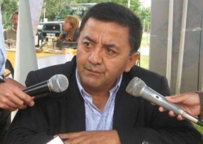 """El """"Topo"""" Ramos bajo la lupa por una denuncia del intendente de Rosario de Lerma"""