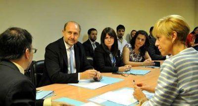 Perotti es presidente de la comisión de Ciencia y Tecnología del Senado