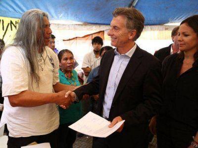 Pese a la promesa, Félix Díaz acusó al Gobierno de no cumplir su palabra
