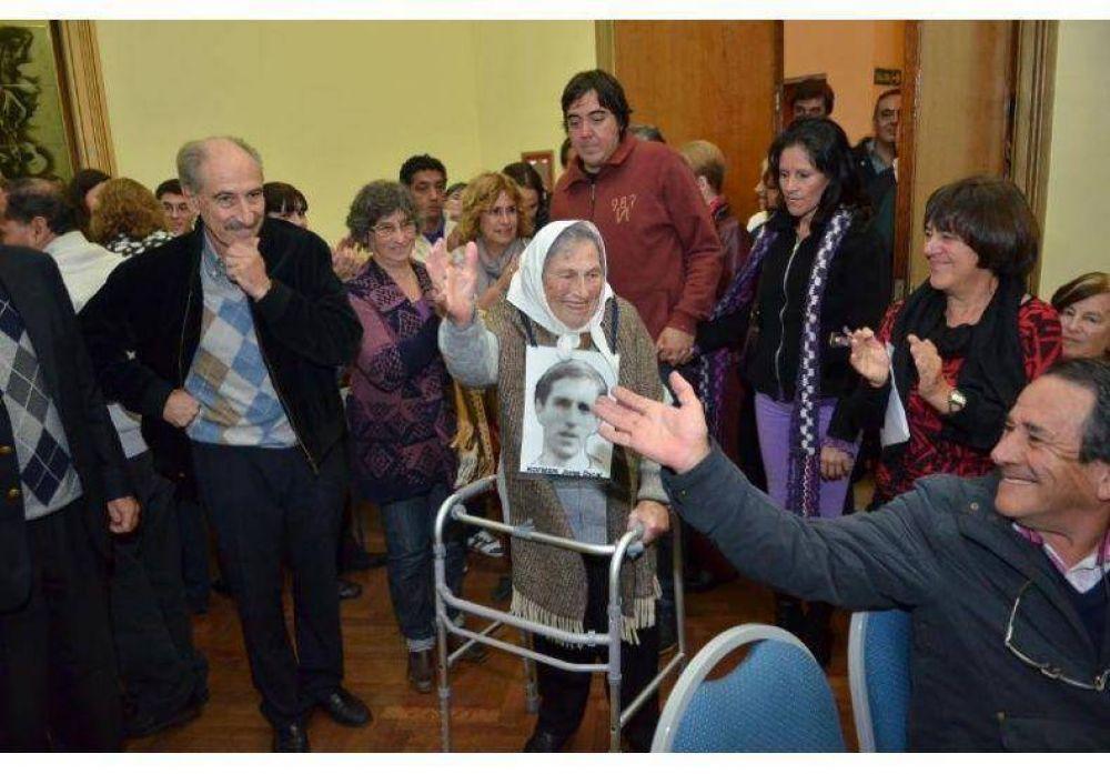 El gobierno provincial realizará un reconocimiento a los organismos de Derechos Humanos