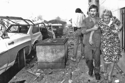 A 24 años, recuerdan a las víctimas del atentado a la embajada de Israel