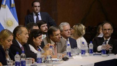 Gobernadores del PJ, un factor clave para el apoyo en el Senado