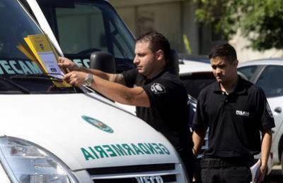 F�tbol para Todos: peritaron 25 camionetas entregadas por Iveco al gobierno K