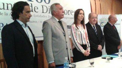 Vidal en Coronel Suárez: