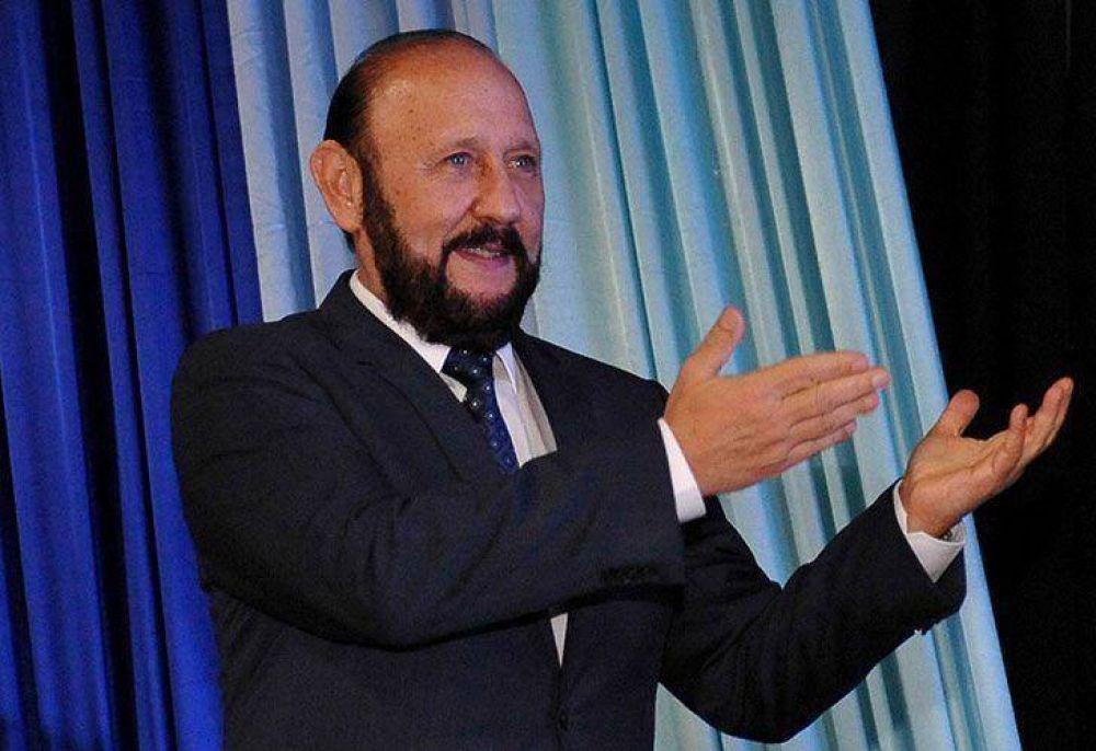 Insfrán asistió a la apertura del Congreso Judío Mundial