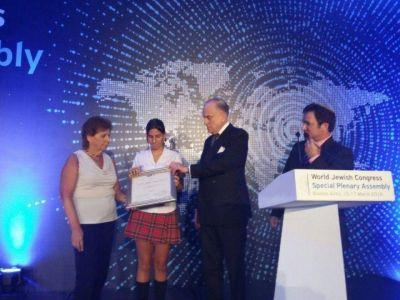 Emotivo homenaje del Congreso Judío Mundial al fiscal Nisman