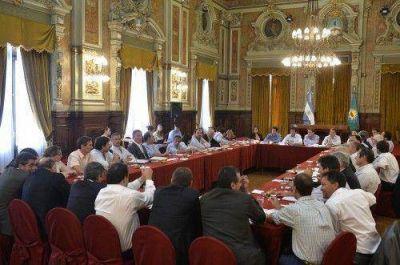 Olivera presentó plan de Obras ante Provincia