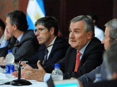 Morales: �Es imprescindible salir del default y as� bajar la tasa de inter�s para proyectos productivos�
