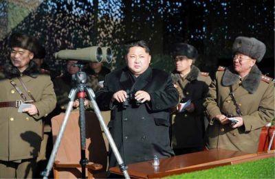 Corea del Norte lanzó un misil balístico que cayó en el mar de Japón