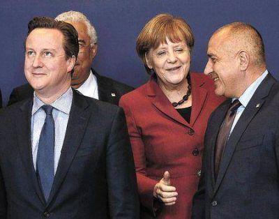 Europa negocia refugiados con Turquía