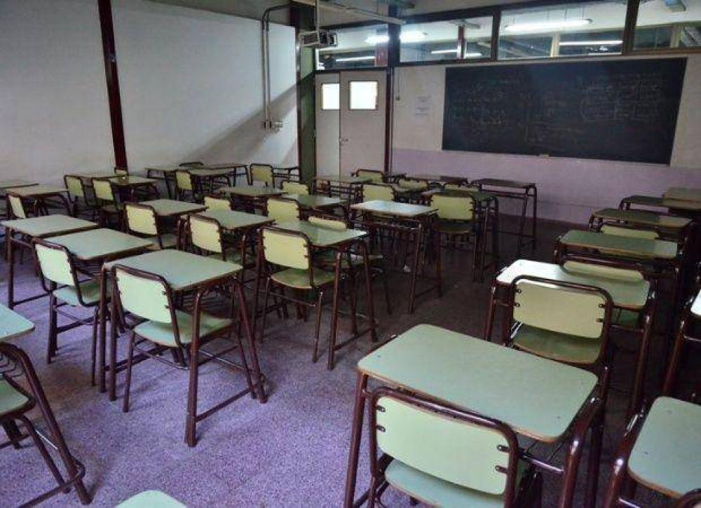 UNSL: un 90% de docentes se adhirió al paro de ADU