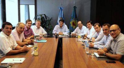Jorge Macri presentó a intendentes de Cambiemos las herramientas del Grupo Bapro