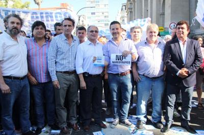 Intendentes apoyaron los esfuerzos de la Corte contra el narcotr�fico