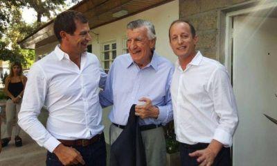 Cumbre de intendentes peronistas con Gioja en busca de la unidad del PJ