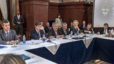 Das Neves en el Congreso: respaldo y reclamo