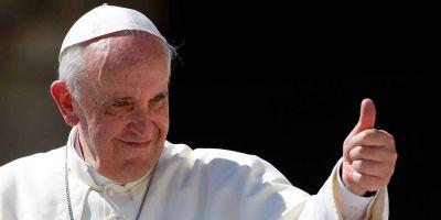 El papa Francisco estrenó su cuenta de Instagram con un pedido: