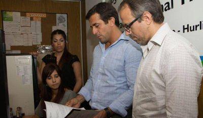 Gribaudo y Valenzuela acordaron políticas previsionales