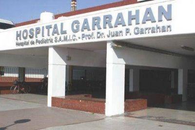 Buscan nacionalizar el Garrahan