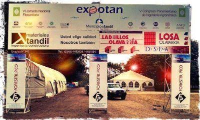 Daniel Salvador inaugurará Expotan 2016