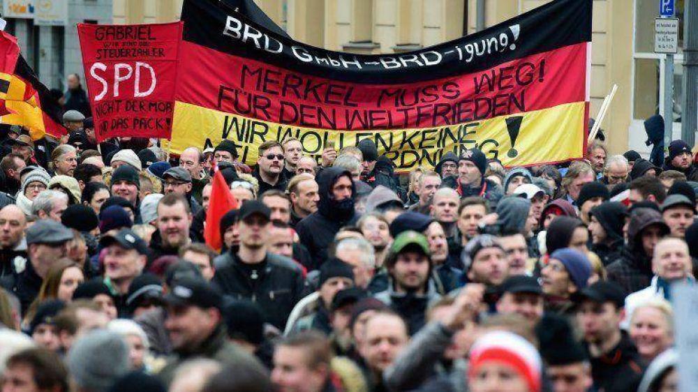 El peligroso renacer de la extrema derecha en Alemania