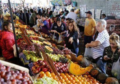 De compras: al Mercado Central, en grupo y en la 4x4