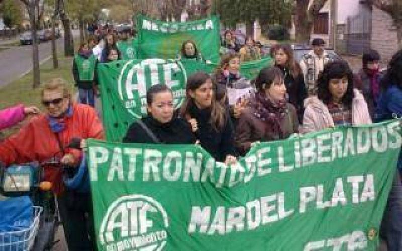 Desborde en el Patronato de Liberados de Mar del Plata