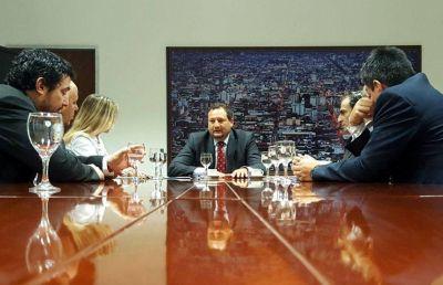 Primera reunión de trabajo de la Oficina Anticorrupción Municipal