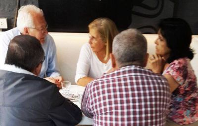 Crisis en la UNT: BARDON reuni� a su gabinete este s�bado, ANGUSTIADA ante el avance de la causa federal por el destino de 353 MILLONES de Alumbrera