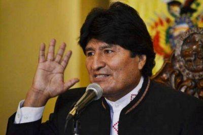 Evo Morales pide reunión de Unasur para