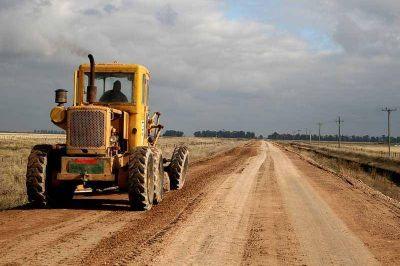 El Municipio licita obras en caminos rurales