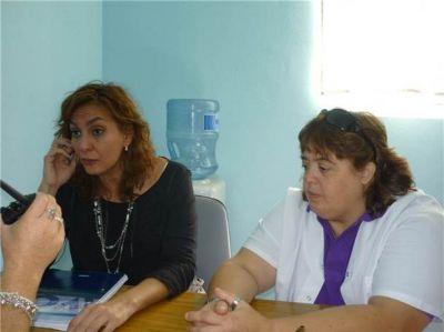 Jofré y Sasía participaron del Primer Consejo Regional de Salud