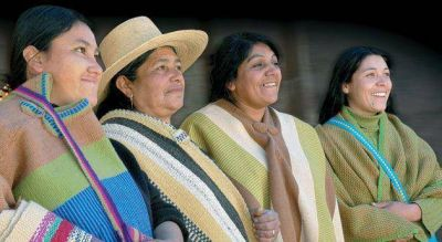 Comunidad aborigen diaguta resiste el desalojo en favor de una ex funcionaria