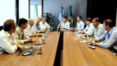 """Jorge Macri: """"Estamos para trabajar codo a codo con todos los intendentes"""