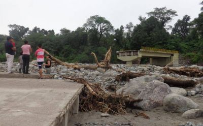 Ya hace más de un año que no se puede acceder al Parque Nacional Los Alisos