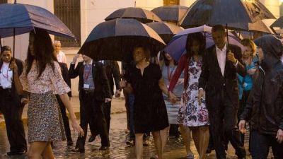 Barack Obama lleg� a Cuba y dio inicio a una nueva era