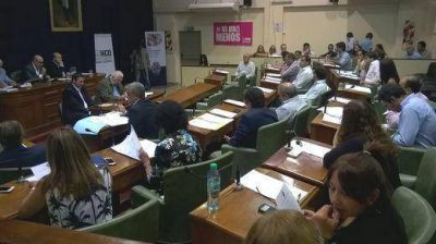 Nueva conformación de Comisiones en el Concejo Deliberante de San Isidro