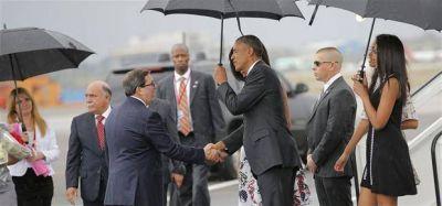 Obama hace historia en Cuba y pide un mayor acercamiento