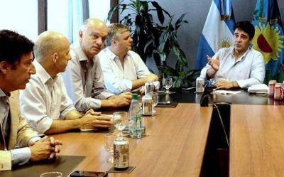 Ducoté se reunió con Jorge Macri para buscar herramientas de financiamiento