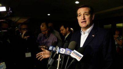 Ted Cruz calificó el viaje de Barack Obama a Cuba de