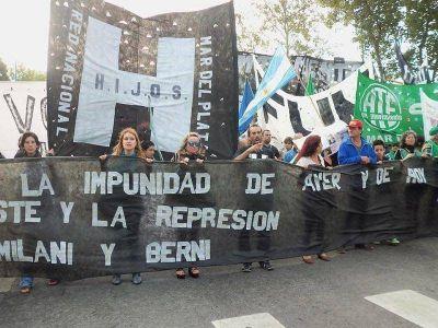 HIJOS y la izquierda marcharán a 40 años del golpe