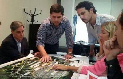 Gestionan financiamiento para intervenciones urbanas